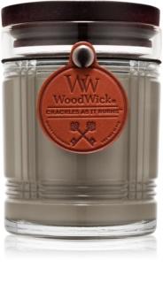 Woodwick Reserve Ember vela perfumado 226,8 g