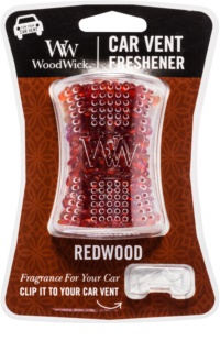 Woodwick Red Wood Auto luchtverfrisser    Clip