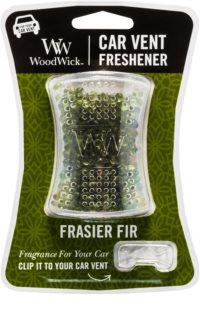 Woodwick Frasier Fir aроматизатор за автомобил   с клипс