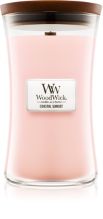 Woodwick Coastal Sunset scented candle Wooden Wick 609,5 g