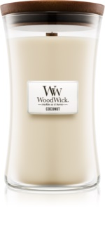 Woodwick Coconut Scented Candle 609,5 g Large