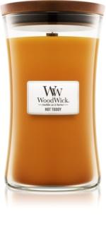 Woodwick Hot Toddy bougie parfumée 609,5 g grande