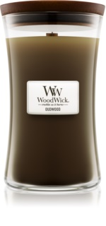 Woodwick Oudwood bougie parfumée 609,5 g grande