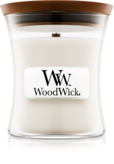 Woodwick Baby Powder Scented Candle 85 g