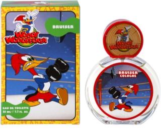 Woody Woodpecker Bruiser Eau de Toilette pentru copii 50 ml
