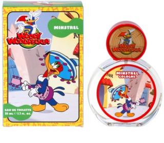 Woody Woodpecker Minstrel toaletní voda pro děti 50 ml