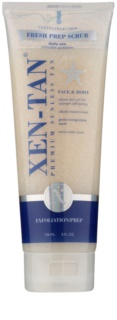 Xen-Tan Clean Collection exfoliante corporal refrescante para prolongar el bronceado