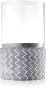 Yankee Candle Tribal Stone ceramiczny świecznik na sampler   I. Waves