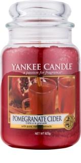 Yankee Candle Pomergranate Cider vela perfumada  623 g Classic grande
