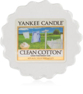 Yankee Candle Clean Cotton cera para lámparas aromáticas