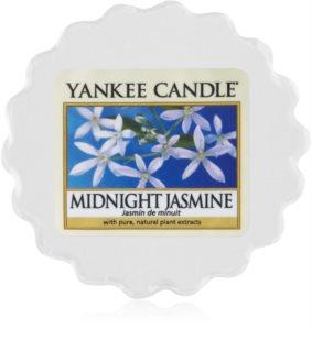 Yankee Candle Midnight Jasmine cera para lámparas aromáticas 22 g