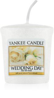Yankee Candle Wedding Day bougie votive 49 g
