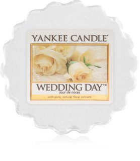 Yankee Candle Wedding Day Wax Melt 22 g
