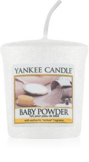 Yankee Candle Baby Powder вотивна свічка 49 гр