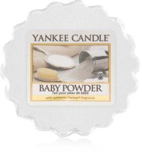 Yankee Candle Baby Powder Vosak za aroma lampu 22 g
