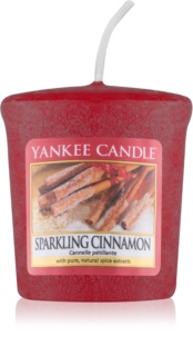 Yankee Candle Sparkling Cinnamon bougie votive