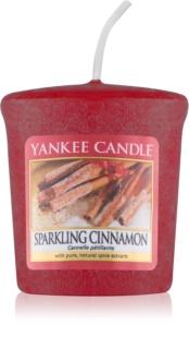 Yankee Candle Sparkling Cinnamon вотивна свічка 49 гр