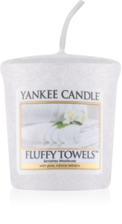Yankee Candle Fluffy Towels velas votivas 49 g