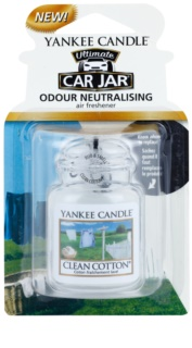 Yankee Candle Clean Cotton vůně do auta závěsná
