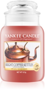 Yankee Candle Bright Copper Kettle Duftkerze  623 g Classic groß