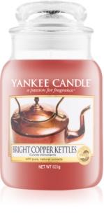 Yankee Candle Bright Copper Kettle candela profumata 623 g Classic grande