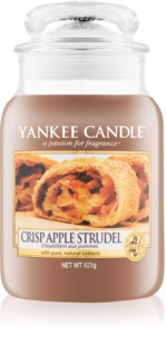 Yankee Candle Crisp Apple Strudel  lumanari parfumate  623 g Clasic mare