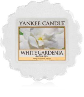 Yankee Candle White Gardenia tartelette en cire 22 g