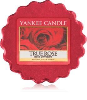 Yankee Candle True Rose ceară pentru aromatizator 22 g