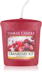 Yankee Candle Cranberry Ice mala mirisna svijeća