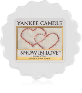 Yankee Candle Snow in Love cera para lámparas aromáticas 22 g