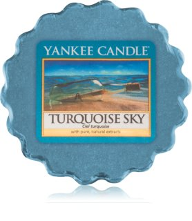 Yankee Candle Turquoise Sky Wachs für Aromalampen 22 g