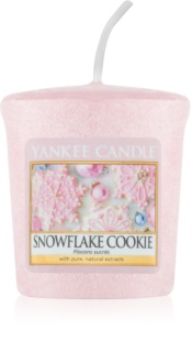 Yankee Candle Snowflake Cookie bougie votive 49 g