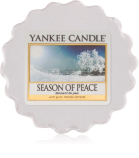 Yankee Candle Season of Peace Vosak za aroma lampu 22 g
