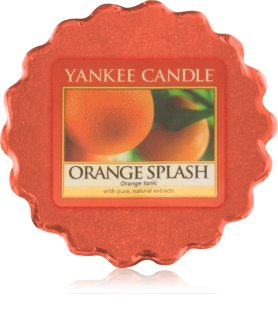 Yankee Candle Orange Splash tartelette en cire 22 g