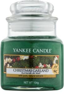 Yankee Candle Christmas Garland ароматна свещ  104 гр. Classic малка