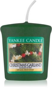 Yankee Candle Christmas Garland votivní svíčka 49 g