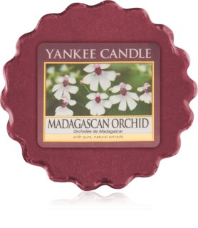 Yankee Candle Madagascan Orchid Duftwachs für Aromalampe 22 g