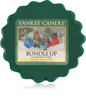 Yankee Candle Bundle Up vosk do aromalampy 22 g