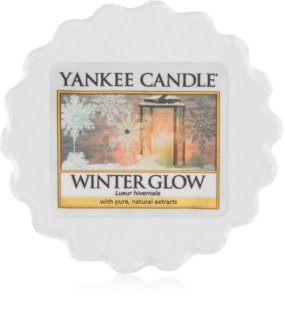 Yankee Candle Winter Glow wax melt