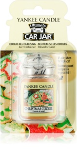 Yankee Candle Christmas Cookie Car Air Freshener   hanging