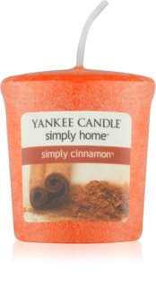 Yankee Candle Simply Cinnamon votivní svíčka 49 g