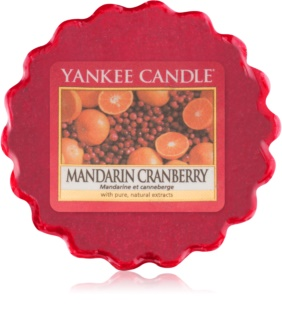 Yankee Candle Mandarin Cranberry ceară pentru aromatizator 22 g