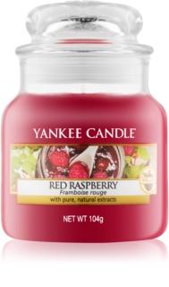 Yankee Candle Red Raspberry illatos gyertya  104 g Classic kis méret