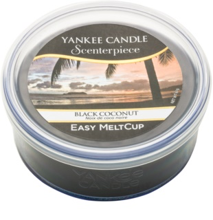 Yankee Candle Scenterpiece  Black Coconut cera para lâmpada aromática elétrica