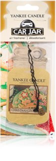 Yankee Candle Christmas Cookie ambientador para coche