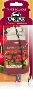 Yankee Candle Black Cherry lógó autóillatosító