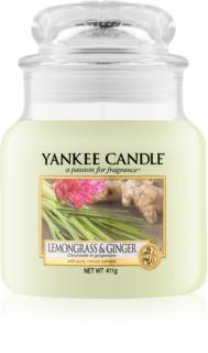 Yankee Candle Lemongrass & Ginger candela profumata 411 g Classic media