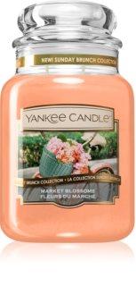 Yankee Candle Market Blossoms vela perfumada Classic grande