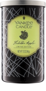 Yankee Candle Limited Edition Forbidden Apple Duftkerze  340 g Décor mittel