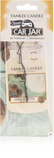 Yankee Candle Shea Butter zawieszka zapachowa do auta   Classic